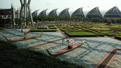 VTBS - Airport - Terminal