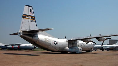59-0536 - Douglas C-133B Cargomaster - United States - US Air Force (USAF)