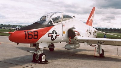 165610 - McDonnell Douglas T-45C Goshawk - United States - US Navy (USN)