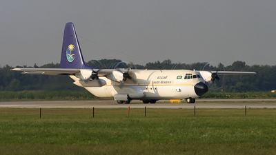HZ-129 - Lockheed L-100-30 Hercules - Saudi Arabia - Royal Flight