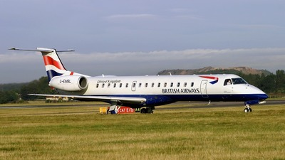 G-EMBL - Embraer ERJ-145EU - British Airways (CitiExpress)