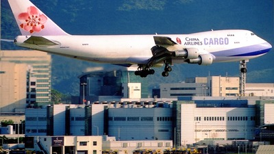 B-18771 - Boeing 747-209F(SCD) - China Airlines Cargo