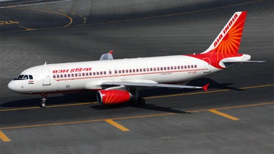 VT-EPI - Airbus A320-231 - Air India
