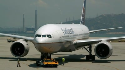 N78008 - Boeing 777-224(ER) - Continental Airlines