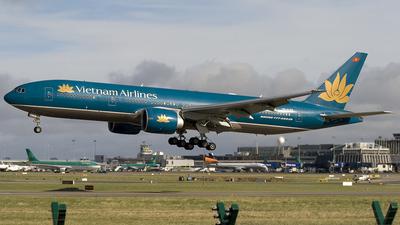 VN-A149 - Boeing 777-2Q8(ER) - Vietnam Airlines