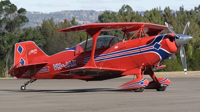 A picture of VHJAX - Cessna 210M Centurion - [21061638] - © David Sommerville