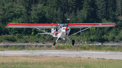A picture of CFOBP - Piper PA18 (Replica) - [87] - © Douglas Noblet - Wild Air Photography