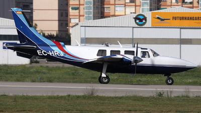 A picture of ECHRJ - Piper 602P Aerostar - [62P0897816] - © Javier González
