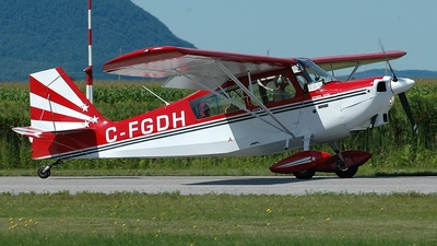 C-FGDH - Bellanca 7GCBX Citabria - Private
