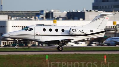 OE-FRC - Hawker Beechcraft 390 Premier I - Europ Star Aircraft