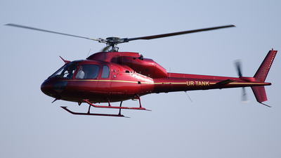 UR-TANK - Eurocopter AS 355F1 TwinStar - Private