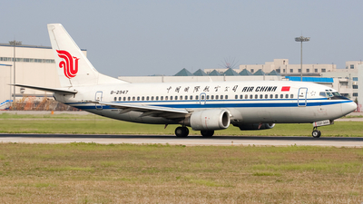 B-2947 - Boeing 737-33A - Air China