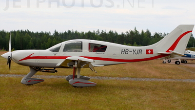 HB-YJR - Wheeler Express - Private