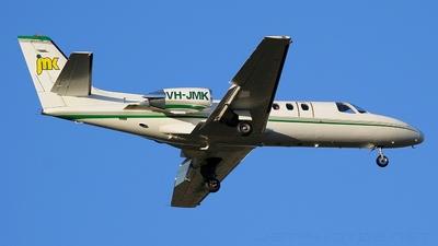 A picture of VHJMK - Cessna 310R - [310R1212] - © JB