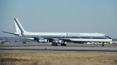 N8770 - Douglas DC-8-61 - Eastern Air Lines