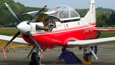 M50-01 - Pilatus PC-7 Mk.II - Malaysia - Air Force