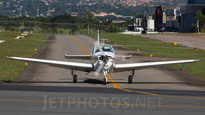 PT-BHM - Beechcraft A36 Bonanza - Private