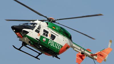 D-HNWK - MBB BK117B-1 - Germany - Police