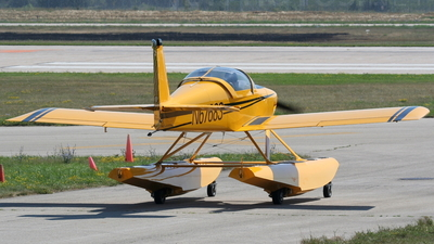 N67683 - Vans RV-7 - Private