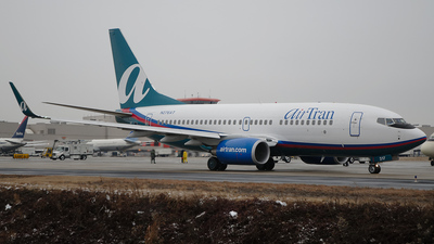 N276AT - Boeing 737-76N - airTran Airways