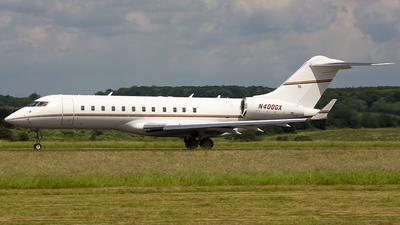 N400GX - Bombardier BD-700-1A10 Global Express - Churchill Aviation