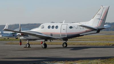 F-GTCR - Beechcraft 90 King Air - Atlantique Air Assistance