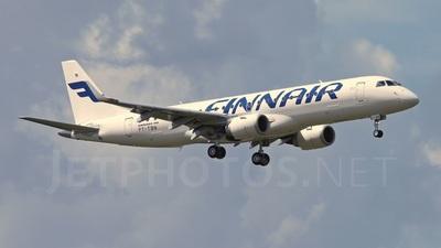 PT-TBN - Embraer 190-100LR - Finnair
