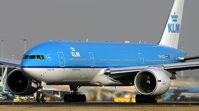 PH-BQI - Boeing 777-206(ER) - KLM Royal Dutch Airlines