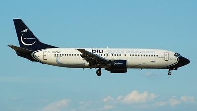 EI-DGN - Boeing 737-4C9 - Blu-express