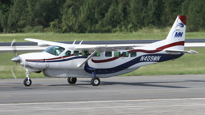 N409MN - Cessna 208B Grand Caravan - MN Aviation