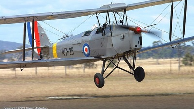 VH-GAV - de Havilland DH-82 Tiger Moth - Private