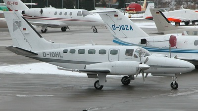 D-IOHL - Cessna 441 Conquest II - Ohlair