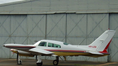 VH-LEB - Cessna 310R - Private