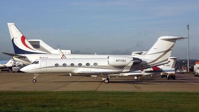 N717DX - Gulfstream G-IV(SP) - Corporate Air