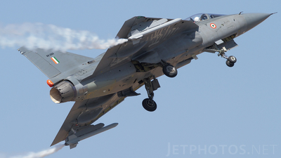 KH2004 - Hindustan Aeronautics LCA Tejas Mk.I - India - Air Force