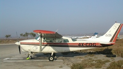 4X-CDG - Cessna 210E Centurion - Gur Aviation