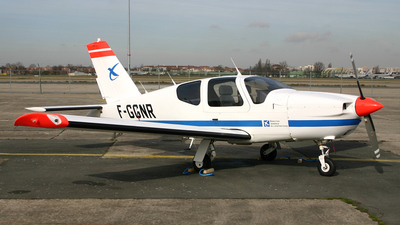 A picture of FGGNR - Socata TB20 Trinidad - ENAC Ecole Aviation Civile - © Three Forty