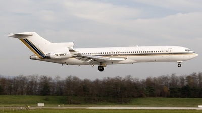 HZ-HR3 - Boeing 727-2Y4(Adv) - Private