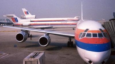 N8092U - Douglas DC-8-71 - United Airlines