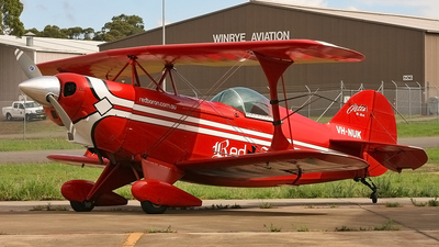 VH-NUK - Pitts S-2A Special - Private
