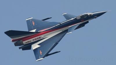 - Chengdu J10A - China - Air Force