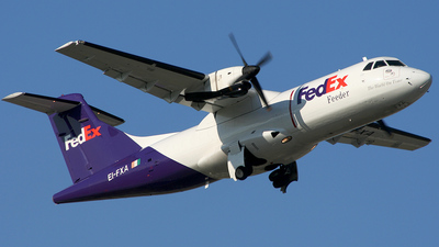 EI-FXA - ATR 42-300(F) - FedEx Feeder (Air Contractors)
