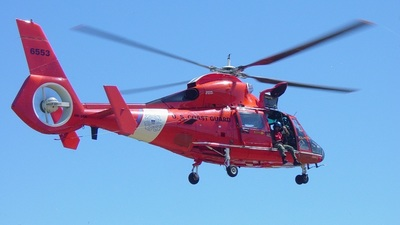 6553 - Aerospatiale AS 365 (HH-65A) - United States - US Coast Guard (USCG)