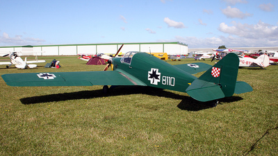 G-AGFT - Avia FL-3 - Private