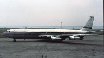 N309EL - Boeing 707-323C - Private