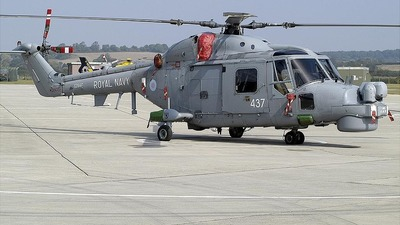 XZ697 - Westland Lynx HMA.8DAS - United Kingdom - Royal Navy