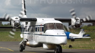 G-OMAF - Dornier Do-228-202K - FR Aviation