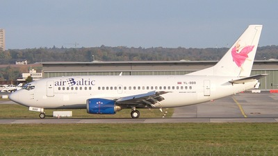 YL-BBB - Boeing 737-505 - Air Baltic