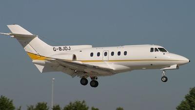 G-BJDJ - British Aerospace BAe 125-700B - Falcon Jet Center