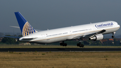 N68061 - Boeing 767-424(ER) - Continental Airlines
